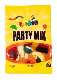 Rainbow Party Mix 20 x 110g bags