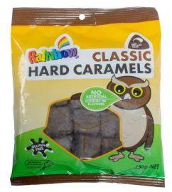 Classic Hard Caramels 150g