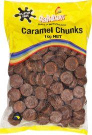 Caramel Chunks 1kg