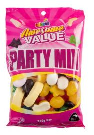 Awesome Value Party Mix 250g