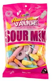 Awesome Value Sour Mix 240g