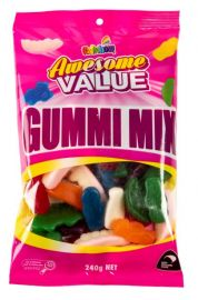 Awesome Value Gummi Mix 240g