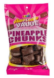 Awesome Value Pineapple Chunks 210g