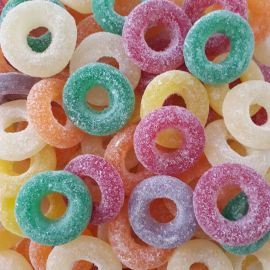 Fruit Rings 1kg