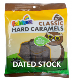 Classic Hard Caramels 150g *DATED STOCK*