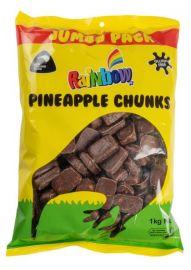Pineapple Chunks 1kg